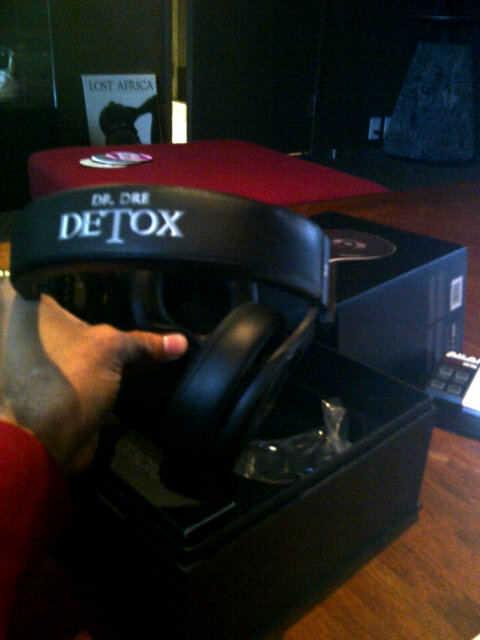 Detox Dre Headphones